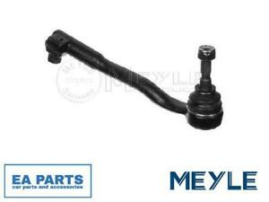 Tie Rod End for BMW MEYLE 316 020 4375 fits Front Axle Left