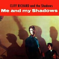 *NEW* CD Album Cliff Richard - Me & My Shadows (Mini LP Style Card Case)