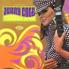 jerry cole - psychedelic guitars ( 24 tracks )    CD