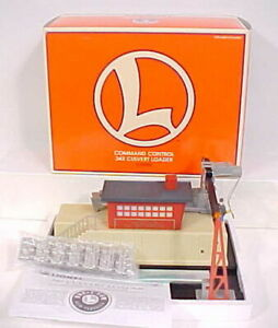Lionel 6-22965 Command Control Culvert Loader LN/Box