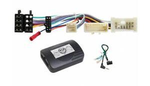 Adaptateur Autoradio + de Volant Direction pour Nissan NV400 Primastar 1 2