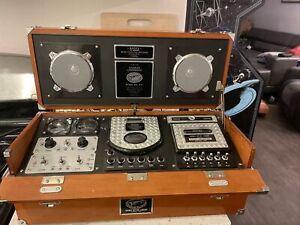 SPIRIT OF ST LOUIS  FIELD CD BOOM BOX MKII w/CASSETTE - NX-211 Gr8 Working Cond.