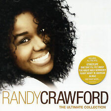 RANDY CRAWFORD - THE ULTIMATE COLLECTION (NEW CD)