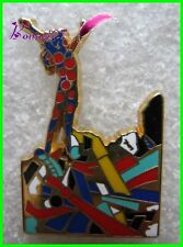 Pin's Théme Le Cirque Circus Pin'up dresseuse multicolore Arthus Bertrand #G3
