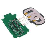 Prettyia Qi Wireless Charging Pad Ladegerät PCBA Platine Mit 3 Spulen