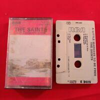 Cassette Tape the Saints a little madness to be free mega rare
