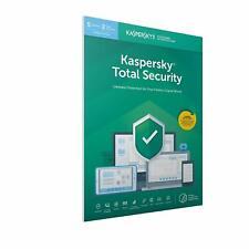Kaspersky Total Security 2019 5 PCs 2 Yr Download Full Version Send via Email EU