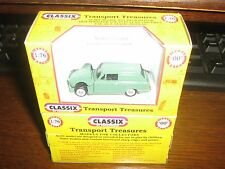 DIE-CAST - TRIUMPH COURIER VAN (1962) - WITH OPENING BONNET - 00 / 1:76