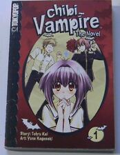 Chibi Vampire the Novel Vol.   MANGA  BY Tohru Kai