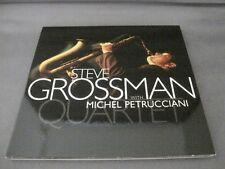 """Steve Grossman Quartet with Michael Petrucciani"""