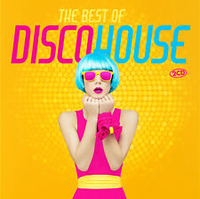 CD The Best Of Disco House von Various Artists 2CDs