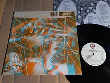 NILE RODGERS - B-MOVIE MATINEE - LP - CANADA 1985 - OIS
