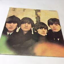 The Beatles 'Beatles For Sale' Rare XMOFB48 Rare Brazilian Pressing Vinyl LP VG+