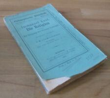 Immanuel Kant, Die Religion ...., 1882, Heidelberg, Philosophie