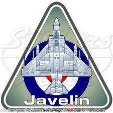 Gloster JAVELIN RAF Interceptor, Britische Royal AirForce Sticker, Aufkleber