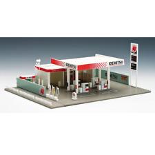 Tomix 4066 Gas Station (Idemitsu) - N