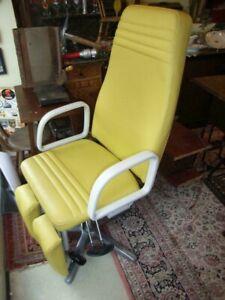 TOP BECKER Stylischer Sessel Stuhl PRIVAT HAUSHALT Kosmetik Pediküre Fußpflege