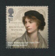 MARY WOLLSTONECRAFT/FEMINIST/GB 2009 UN MINT STAMP
