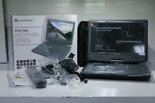 "Soundmaster PDB1960 Portable DVD-Player DVB-T2 10.1"" TFT Bildschirm Hdmi   OVP"