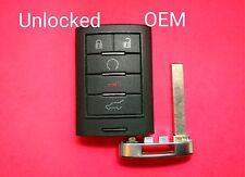 Unlocked Original OEM Cadillac SRX Smart Key Keyless Prox 5B Hatch NBG009768T