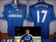 Chelsea EDEN HAZARD Adidas XL BNWT Jersey Shirt Soccer New Belgium Maglia Top