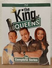 NEW - The King of Queens: The Complete Series Blu-ray 20 Disc Set 1998-2007