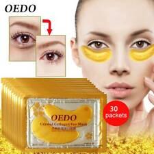 10x=5pack Collagen Eye Treatment Mask Anti-Puffiness Dark Circle Moisturizing l