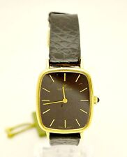 Zenith Steel Gold Plated Wristwatch Vintage Mondia by