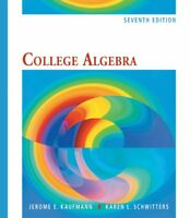 College Algebra (Available 2010 Titles Enhanced We