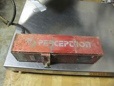 PERCEPTRON CAMERA DIGITAL CONTOUR SENSOR 911-0007 Working Pull A7S2