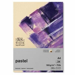Winsor & Newton Pastel Paper Pad in Earth Colours A4
