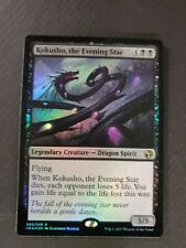x1 Kokusho, the Evening Star FOIL Iconic Masters NM Rare magic MTG unplayed mint