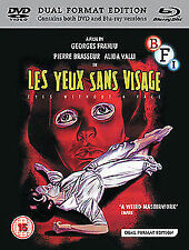 Eyes Without A Face Blu-Ray + DVD NEW BLU-RAY (BFIB1190)