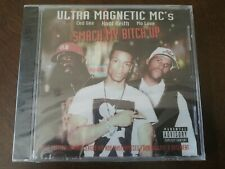 Smack My Bitch Up by Ultramagnetic MC's (CD, 1998 Tuff City) NEW