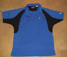 McDonalds shirt uniform employee polo work shirt sz. Medium RaRe!!! MC Donalds