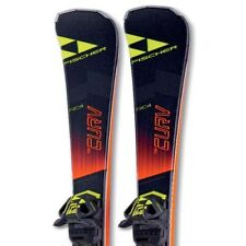 Fischer 2018 The Curv DTX Skis w/RC4 Z12 Bindings NEW !! 164cm