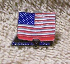 "AMERICA ONE 7/8"" BY 3/4"" BALLOON PIN"