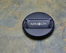 Genuine Minolta LF-1155 55mm Front Lens Cap Snap-On Auto Focus Lenses (#3277)