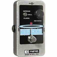 Electro Harmonix Nano Holy Grail Reverb Guitar / Effects Pedal