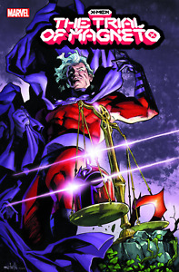 X-Men Trial of Magneto #3 - Bagged & Boarded
