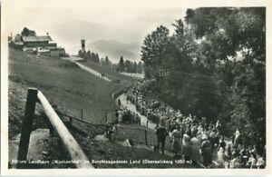 Photo-Huber-AK BERCHTESGADEN OBERSALZBERG Hitl. Landhaus WACHENFELD Leute 30er