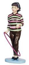 Poly resin Dolls house figure Sandy