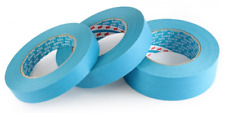 3M PROTECTION TAPE - BLUE -25MM x 50M- SOLVENT RESISTANT MASKING - FREE DELIVERY