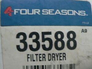 New FOUR SEASONS Drier Or Accumulator Four Seasons 33588