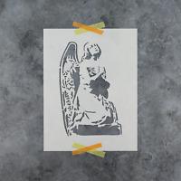 Angel Stencil - Durable & Reusable Mylar Stencils