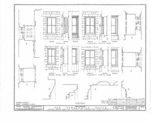Vanderhoof House,Weasel Brook Park,Clifton,Passaic County,NJ,New Jersey,HA 4768