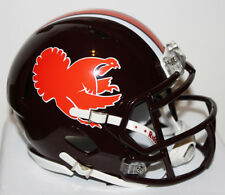 2012 Virginia Tech Hokies Russell Athletic Bowl Custom Riddell Mini Helmet