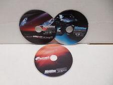 Best Motoring DVDs X3 NO CASES Fast Fuji Porsche 996 Turbo 350 ZZ Shock Boxster