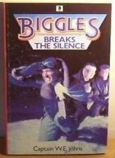 Biggles Breaks the Silence (Knight Books)-W. E. Johns