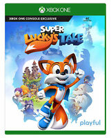 Super Lucky's Tale (Microsoft Xbox One, 2017) CHEAP PRICE AND FREE POSTAGE